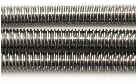 Stainless Steel Double Thread Rod Stud DIN975