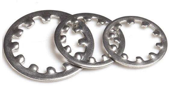 Stainless Steel Internal Teeth Serrated Lock Washer