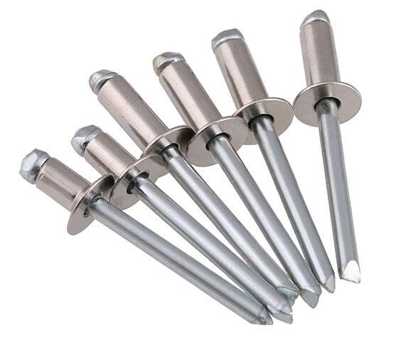 DIN7337 Aluminum Stainless Steel Blind Rivet