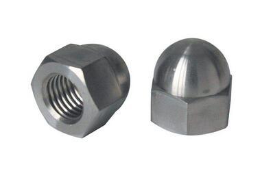 Titanium Gr2 Gr5 Hex Cap Nut